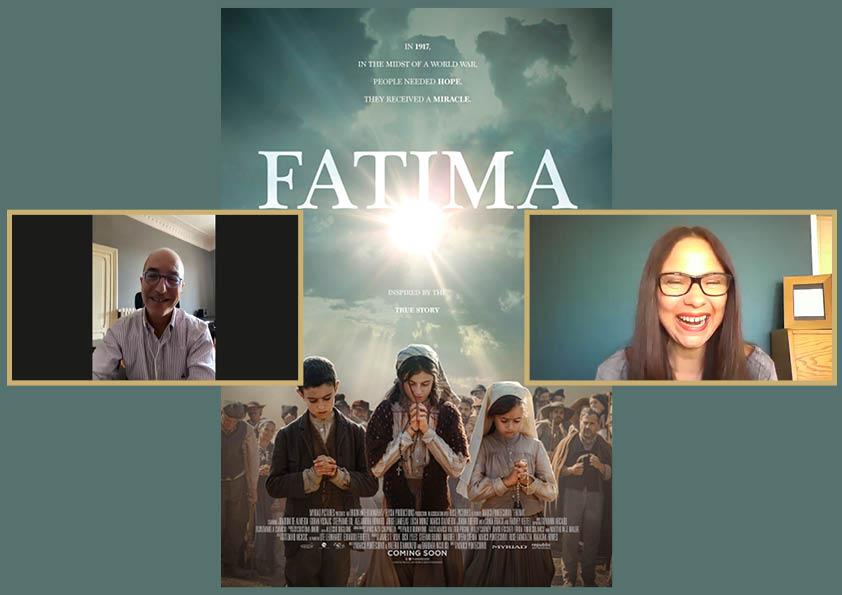 Fatima - Marco Pontecorvo -Claire Bueno Premiere Scene
