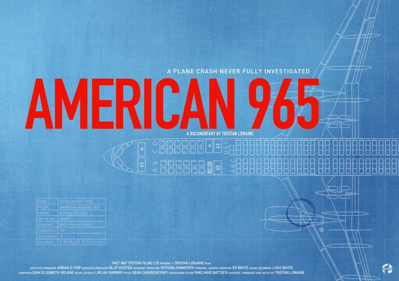 AMERICAN 965 POSTER LANDSCAPE
