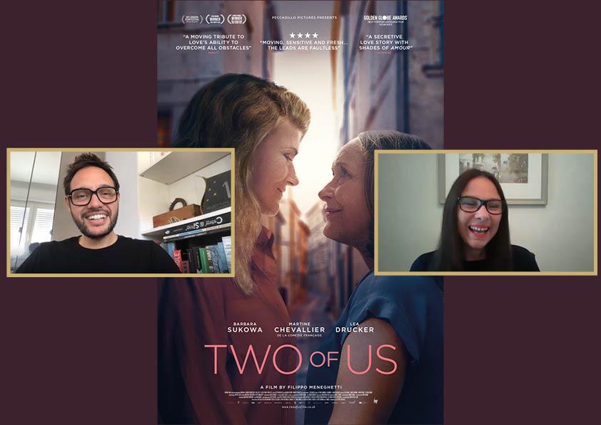 Two of Us - Deux- Filippo Meneghetti - Claire Bueno - Premiere Scene
