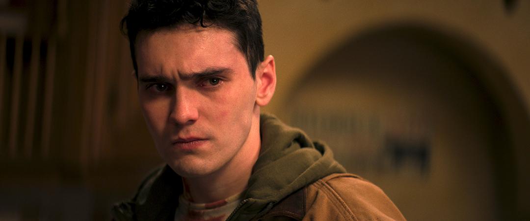 Jack Rowan as Eugene