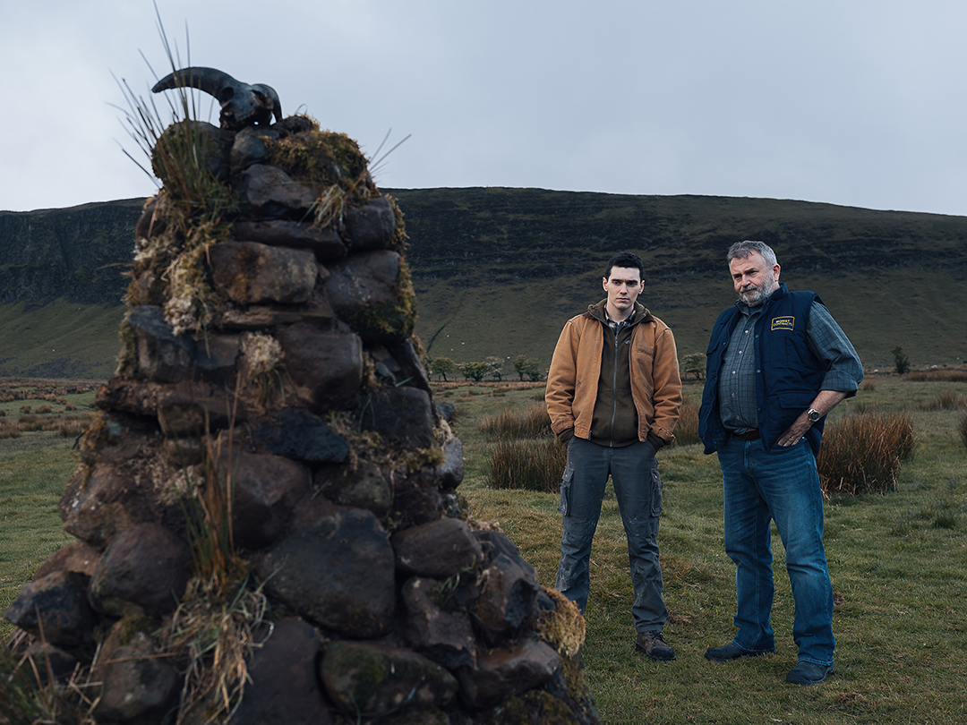 Boys From County Hell - Francie & Eugene - Photo Credit Aidan Monaghan