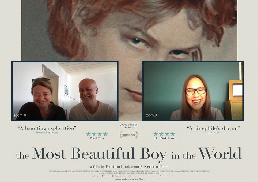 The Most Beautiful Boy in the World - Kristina Lindström and Kristian Petri