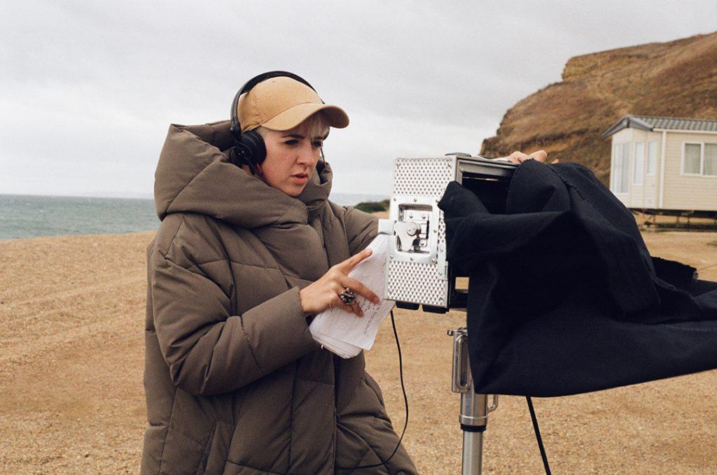Director (Marley Morrison) SWEETHEART Copyright OverACliff Ltd