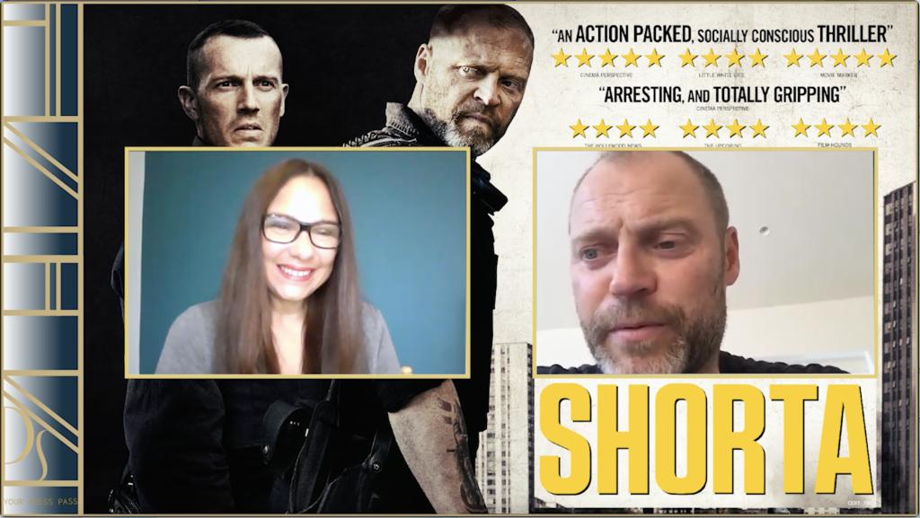 Shorta- Jacob Lohmann and Claire Bueno Interview