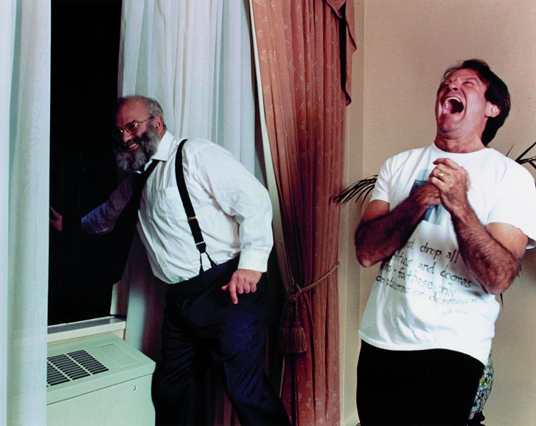 Oliver Sacks & Robin Williams - Awakenings