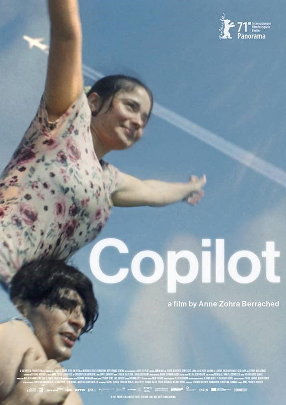 copilot movie poster