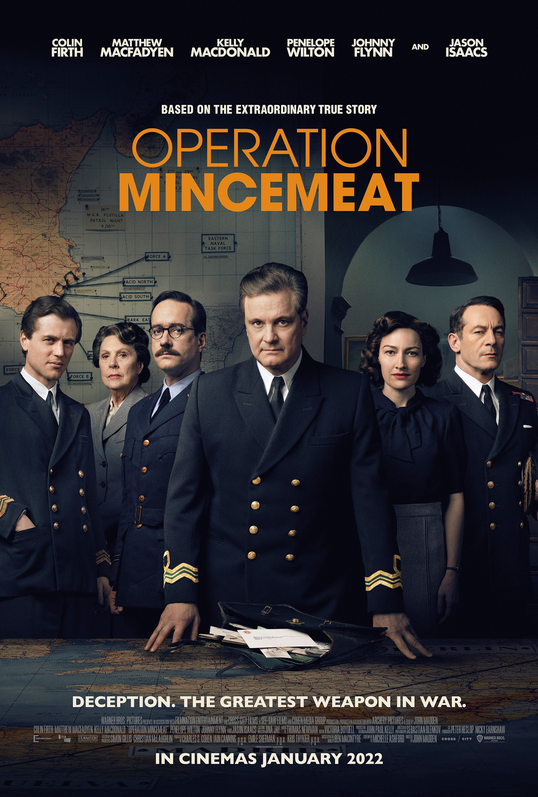 operation mincemeat - poster